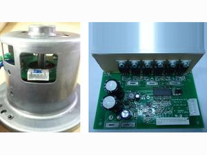 Brushless DC Motor Controller | For Cleaner Motor | Yunlu